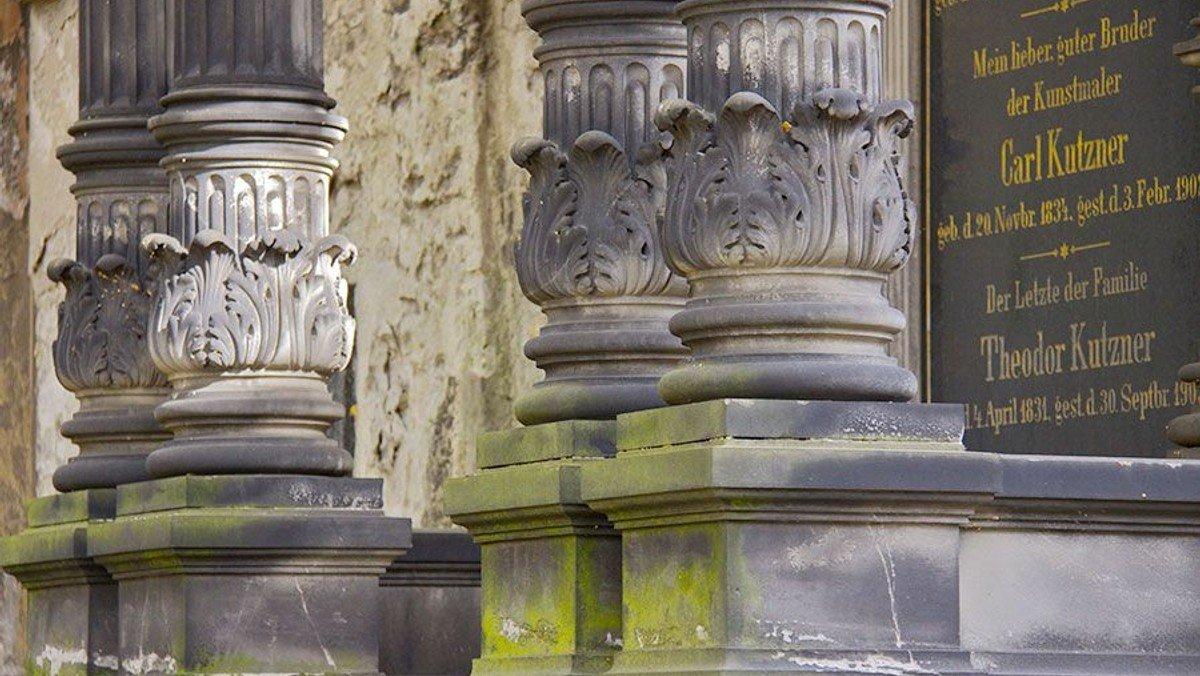 Tag des offenen Denkmals: Kulturgeschichtlicher Spaziergang über den Friedhof Sophien II