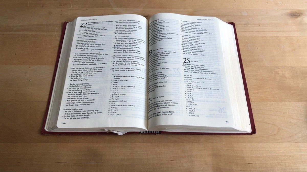 Bibelstudiekreds v/Jens Kaltoft