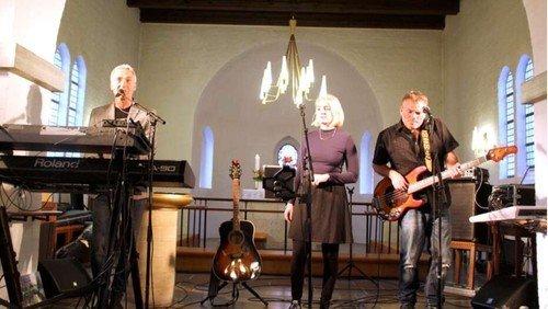 Femkløver arrangement i Sct. Mortens Kirke