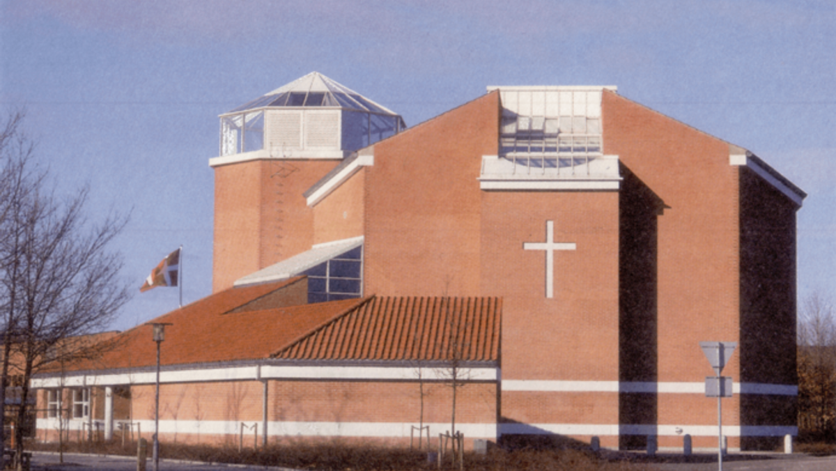 Højmesse Johanneskirken  kl.11 v/KOM