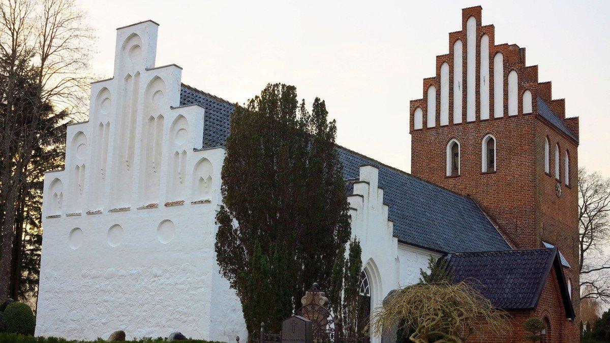 Gudstjeneste i Asminderød Kirke