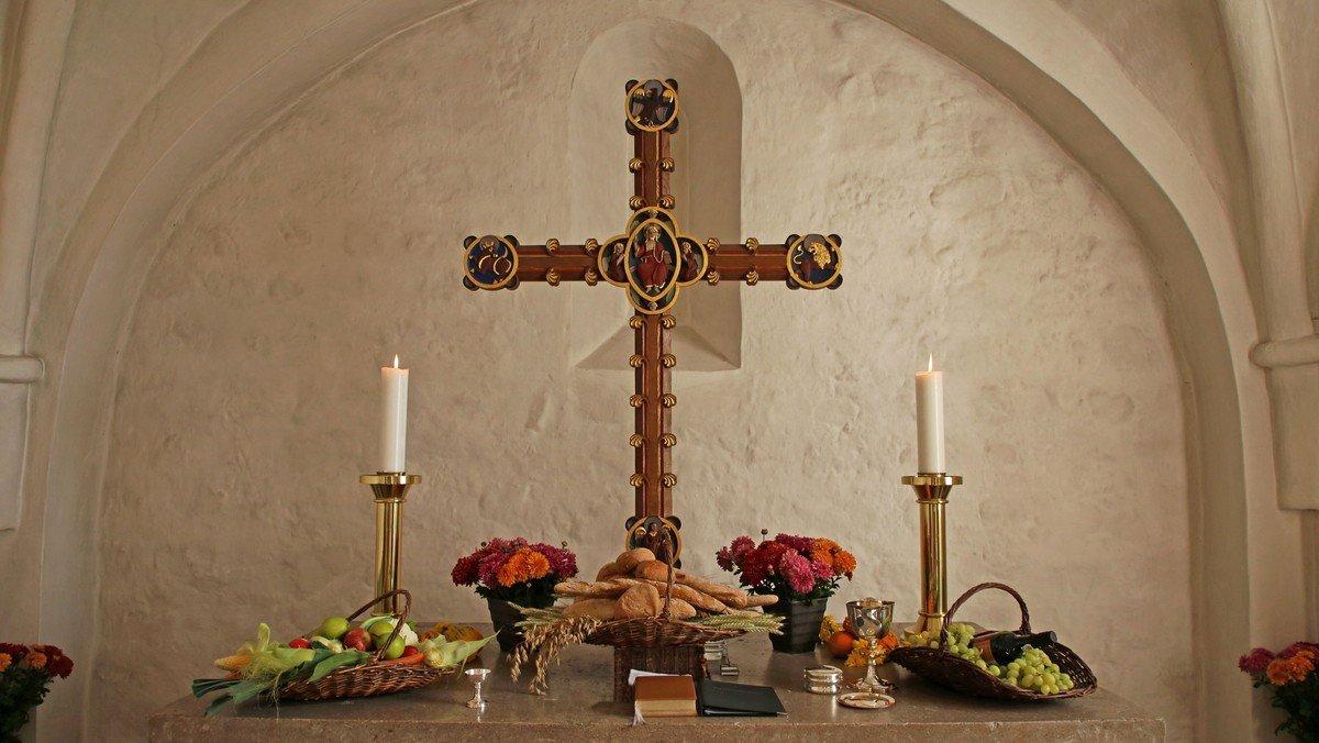 Høstgudstjeneste i Grønholt Kirke