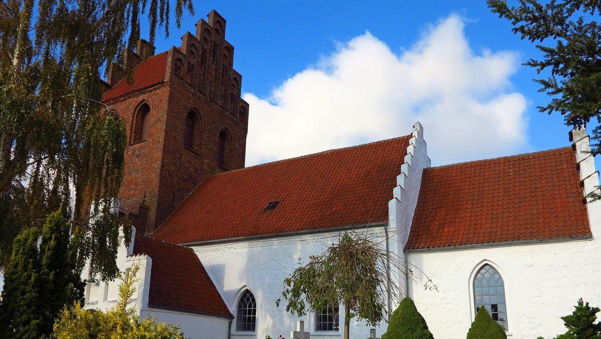 Gudstjeneste i Grønholt Kirke m. kirkekaffe