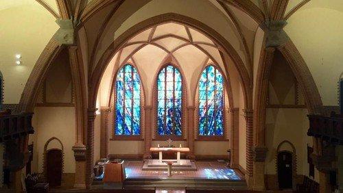 Gottesdienst mit Taufe Weigend