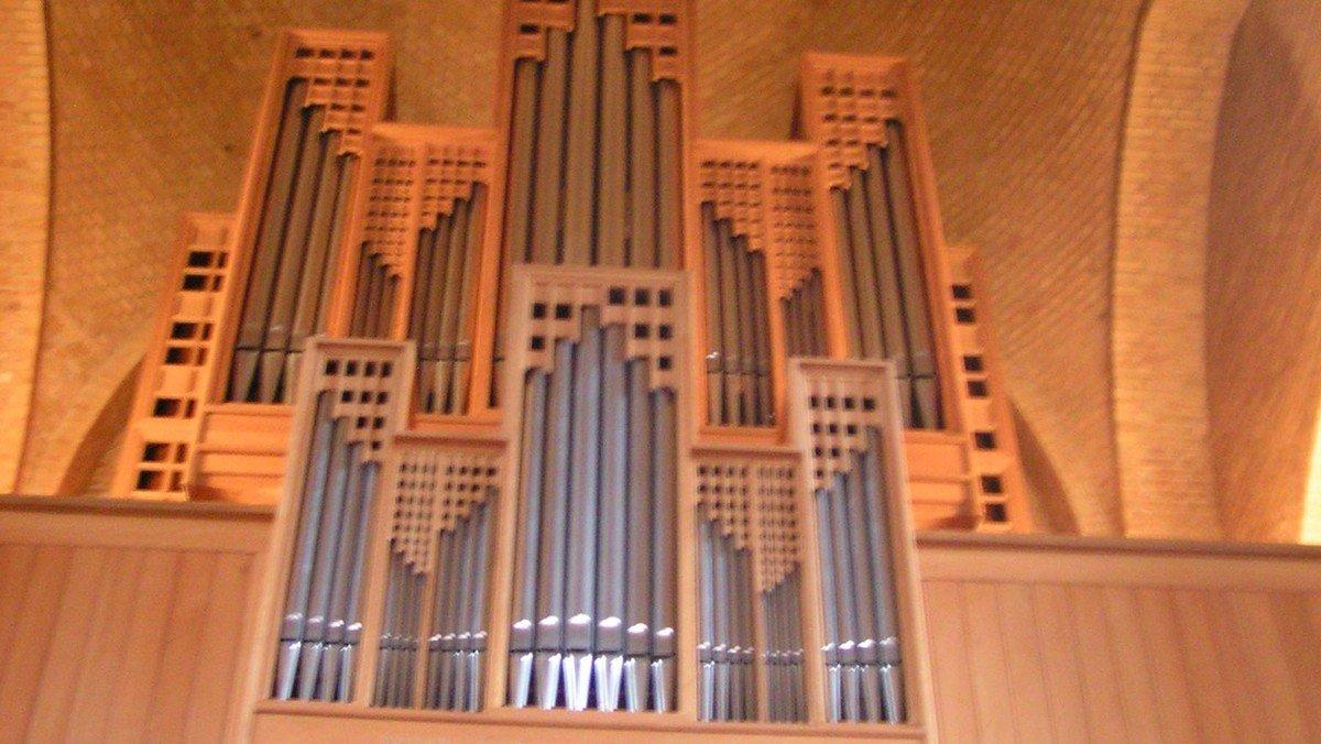 Orgelkoncert med Ilona Lobmayer og Frank Laue
