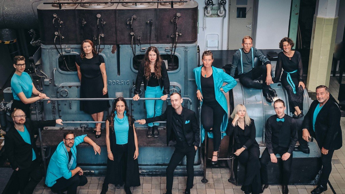 Vendsyssel Festival koncert: VoNo Vocals - Earth Call