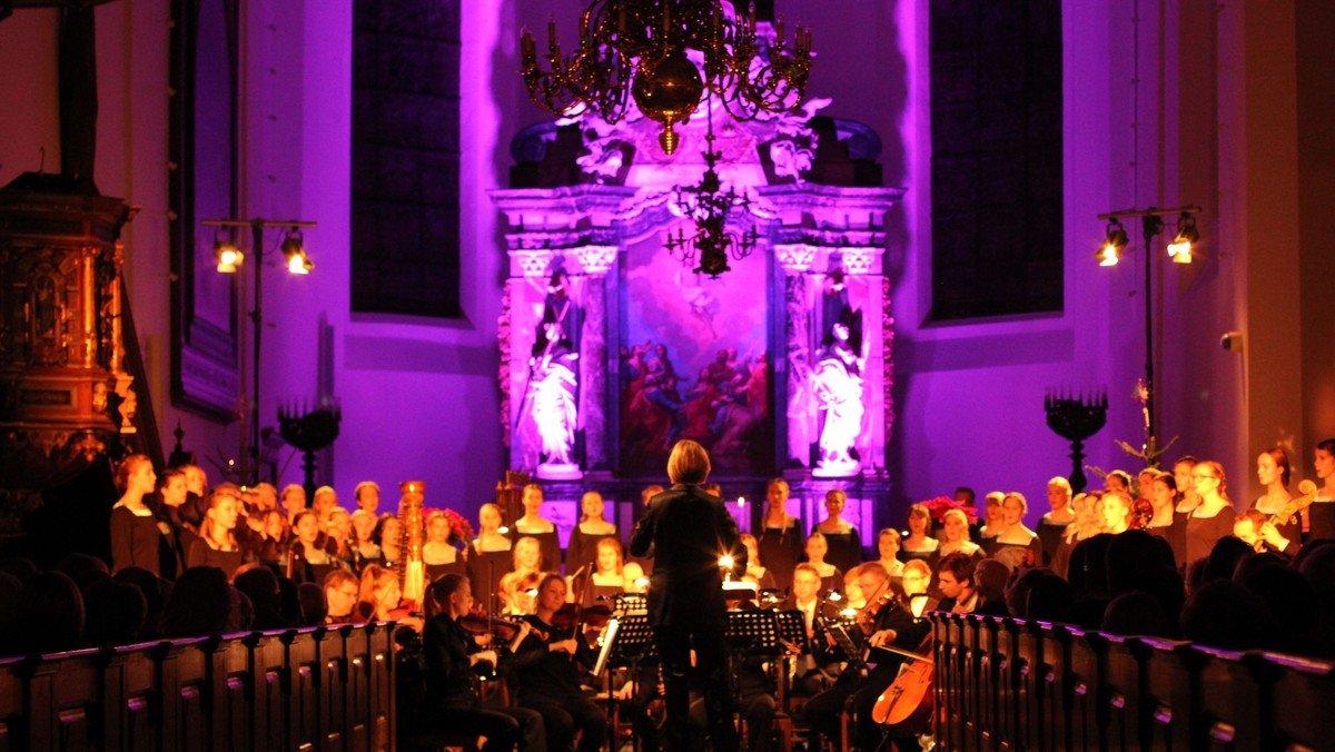 Koncert med Sankt Annæ Pigekor