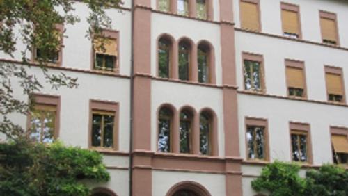 Exkursion zu Missio 21 nach Basel