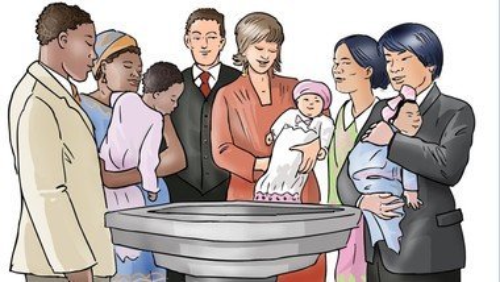 Tauf-Gottesdienst