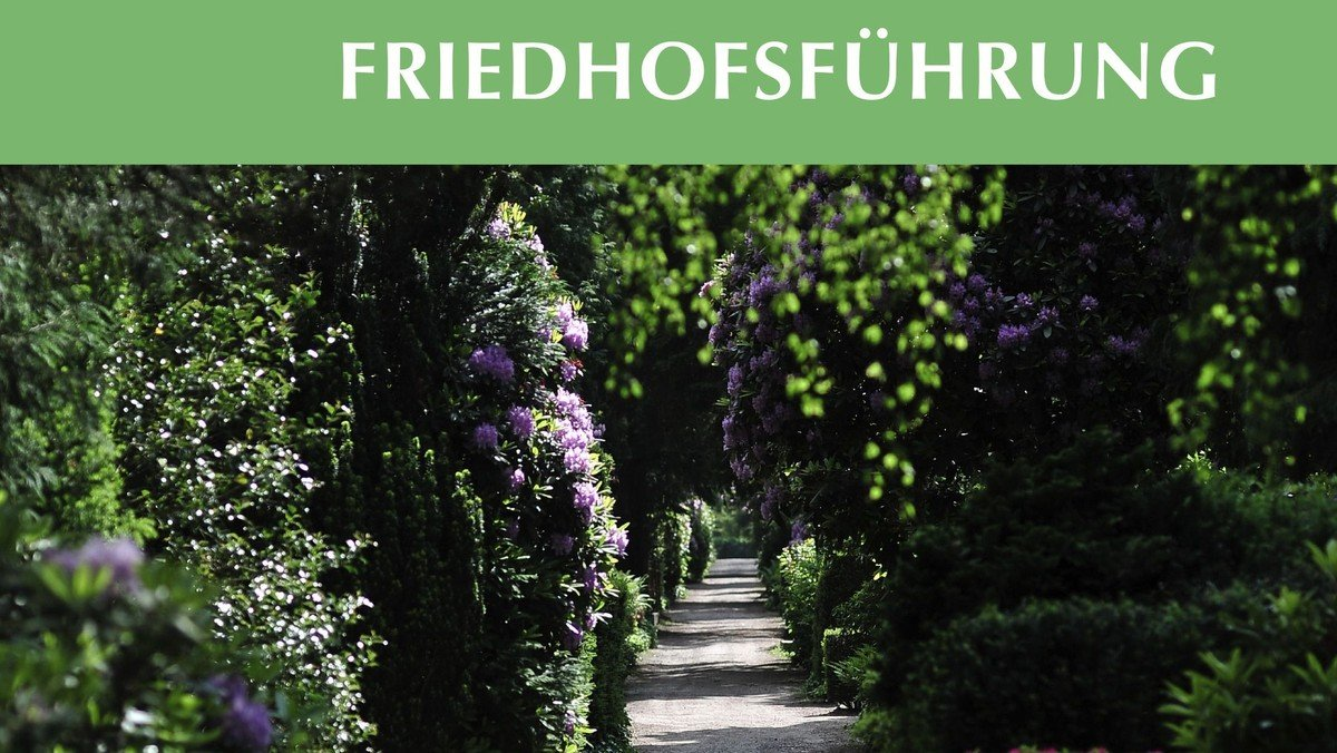 Friedhofsführung  »Westwärts von Hagenbeck«