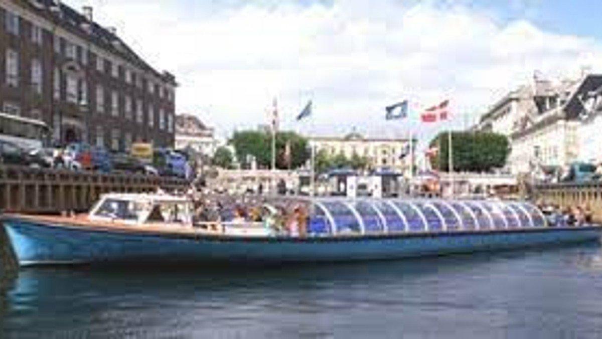 Havnerundfart i Københavns Havn
