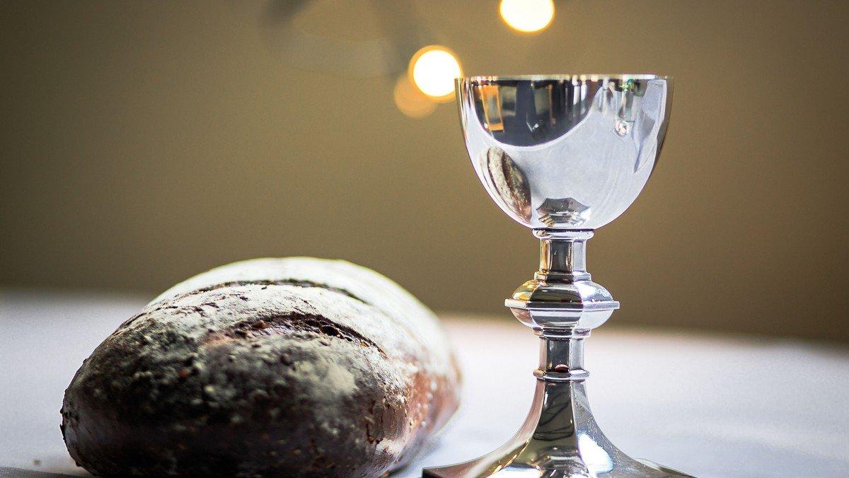 In-Person Eucharist