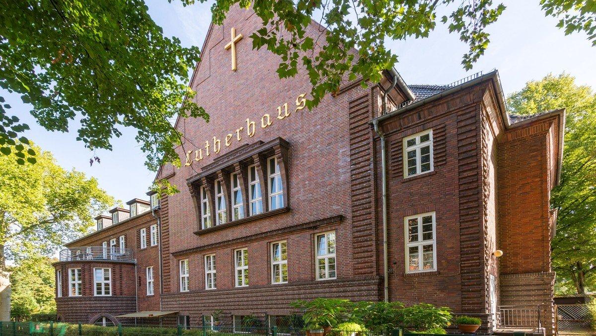 Open-Air-Gottesdienst am Lutherhaus