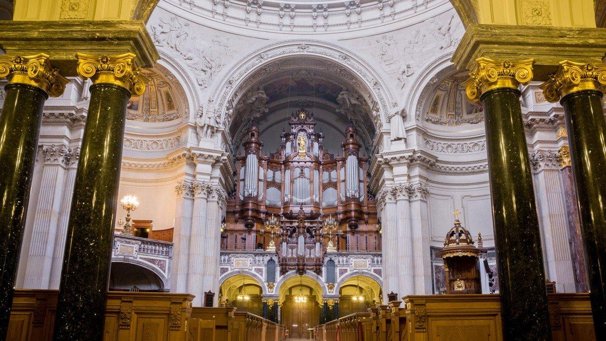 16. Internationaler Orgelsommer 2021 im Berliner Dom