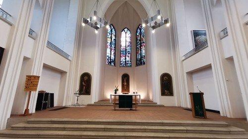 St. Bartholomäus: Gottesdienst mit Musik für Violine und Orgel