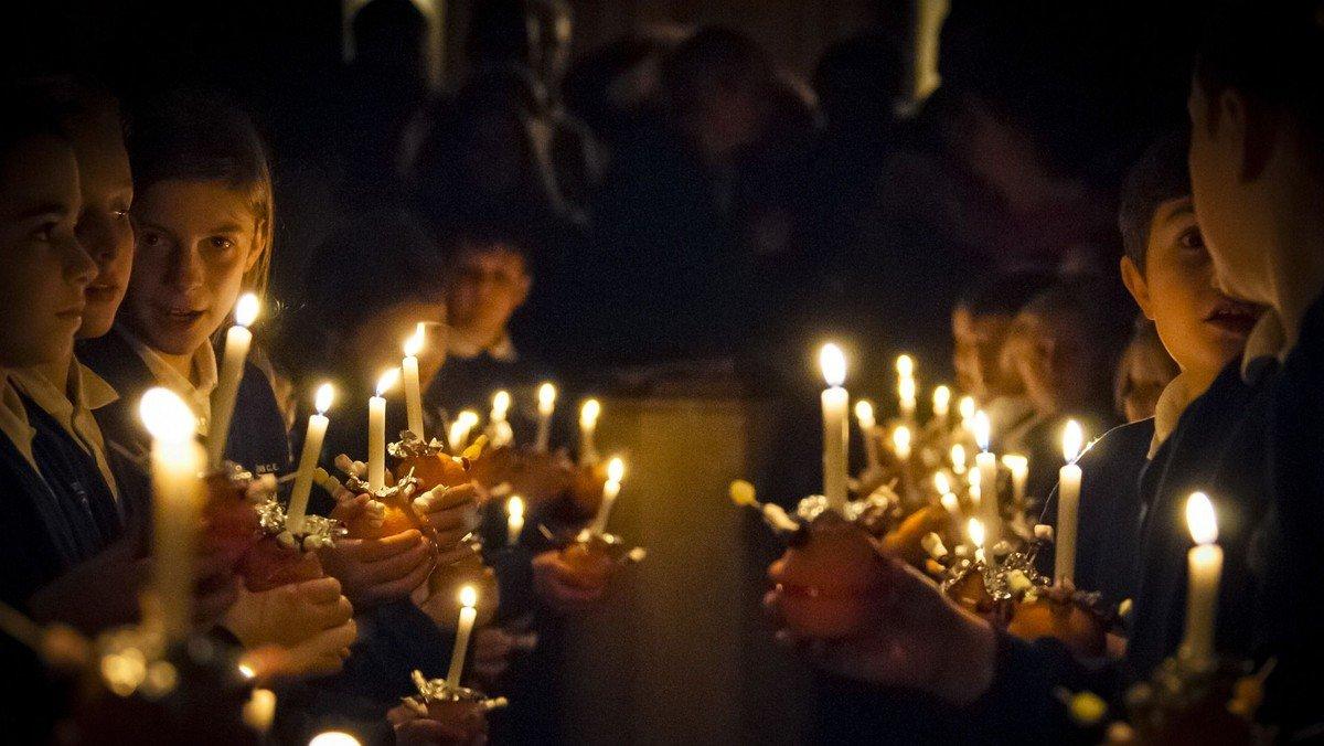 Julenatsgudstjeneste v. Trine Amalie Fog Christiansen