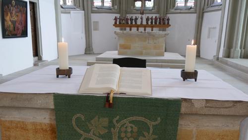 Gottesdienst mit Prädikantin Elke Koring am 10. Sonntag nach Trinitatis (Israelsonntag)