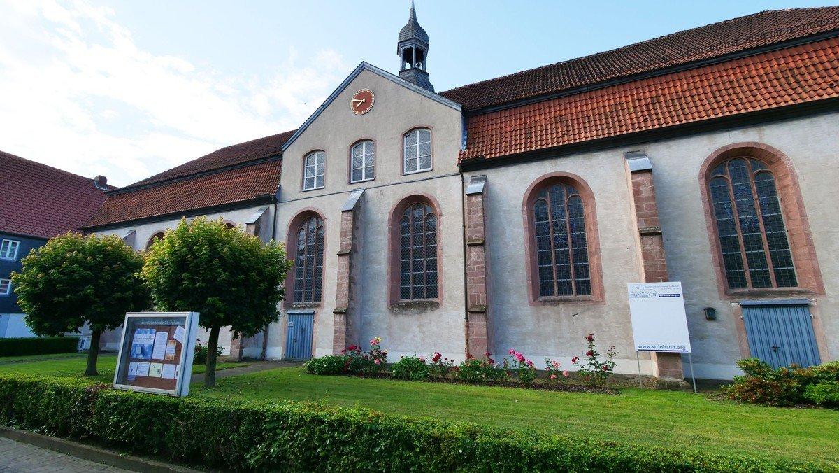 Literatur-Gottesdienst in der St. Johann-Kirche mit Pfarrerin Maren Krüger (gemeinsamer Gottesdienst mit St. Johann)