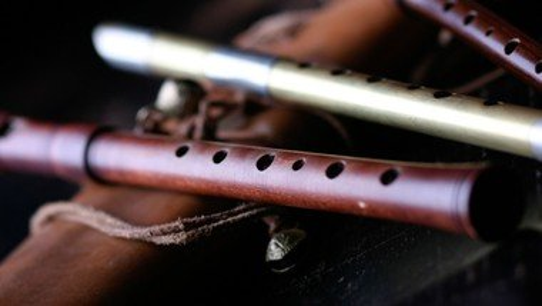 Kleines Flötenensemble
