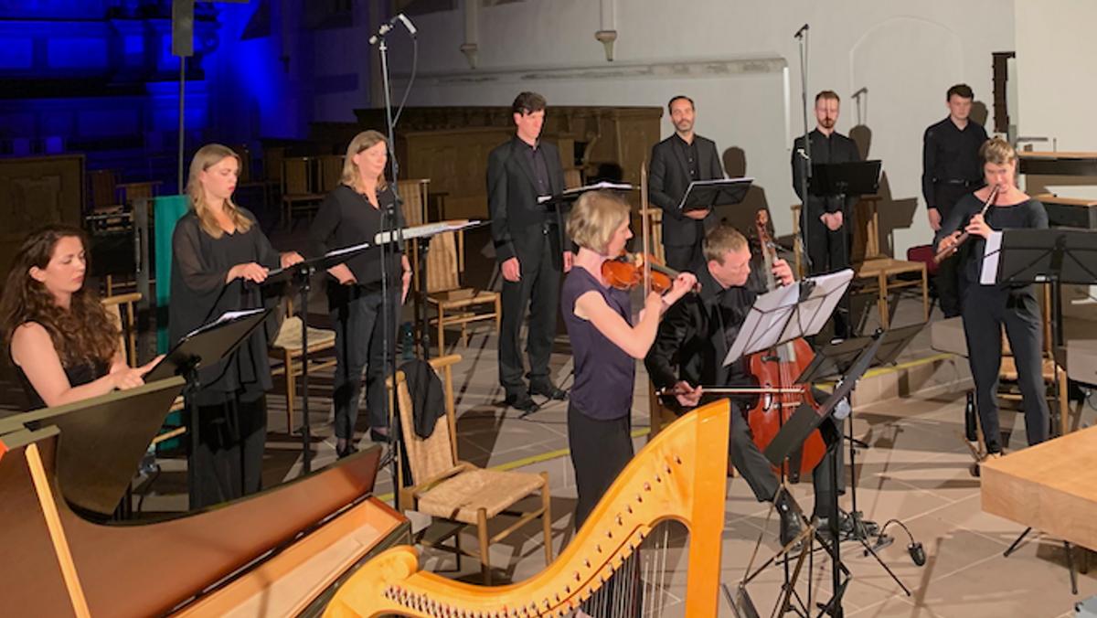 Eranos-Ensemble - 4. Sommervesper in St. Marien