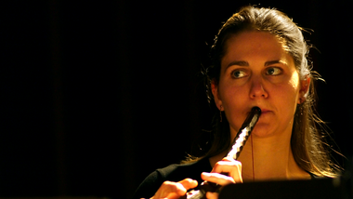 Alte Musik für Zink und Orgel - 6. Sommervesper mit Anna Schall und Leon Bergen
