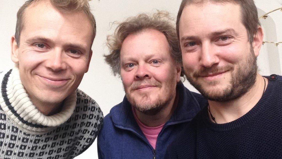 Koncert med Copenhagen Early Music Group