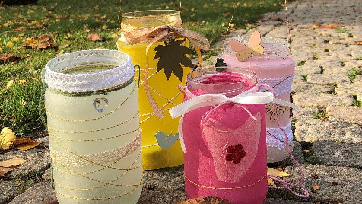 Krea-dag: Lav din egen lanterne
