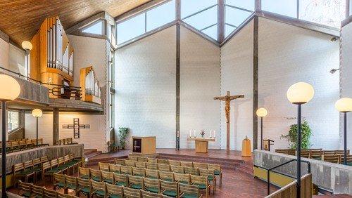 Gemeinsamer Gottesdienst der Gemeinden Felsen und Am Seggeluchbecken mit anschließender Gemeindeversammlung
