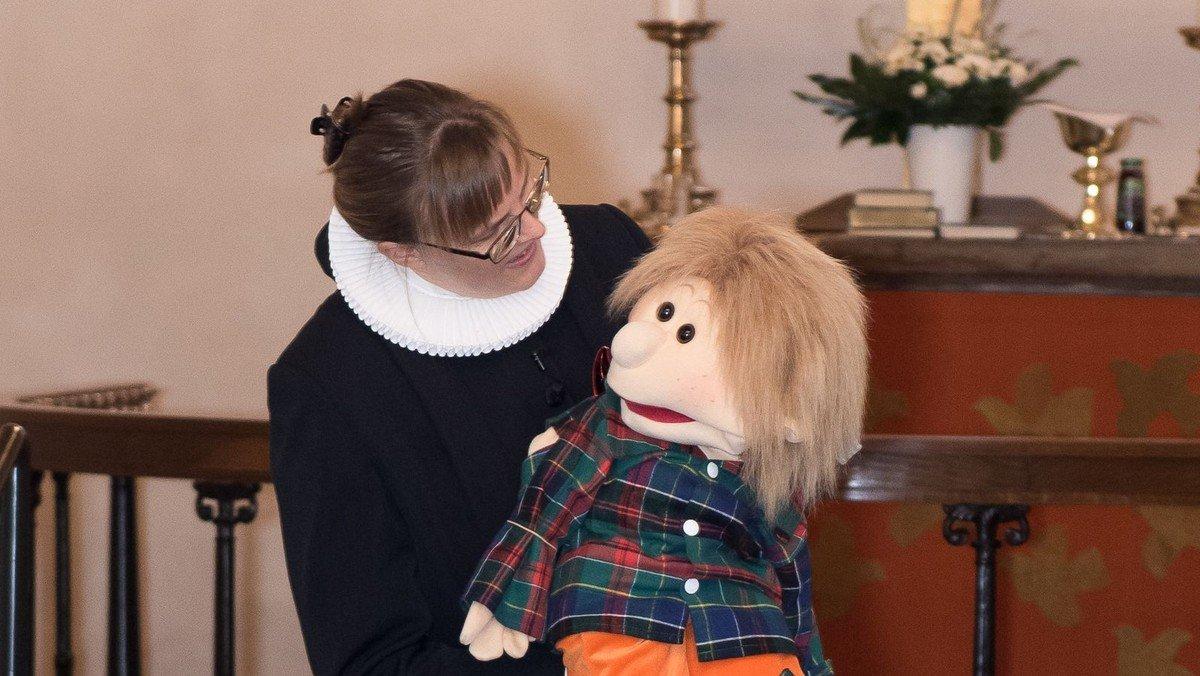 Spaghettigudstjeneste i Alslev med dåbsjubilæum kl. 17