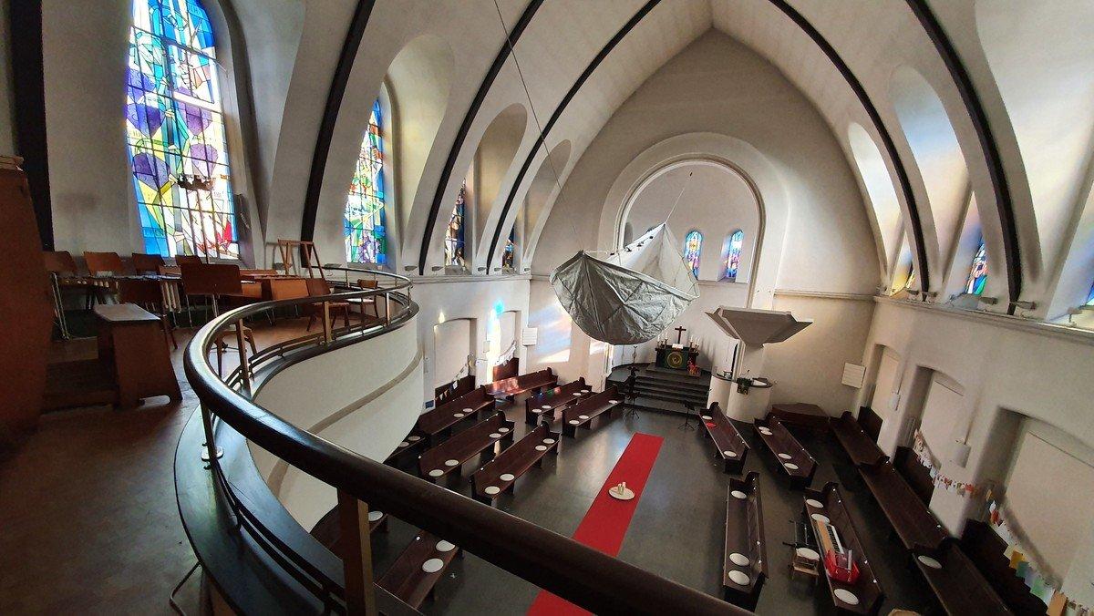 SOMMER : KIRCHEN : GOTTESDIENST (St. Johannes-Kirche Deutz)