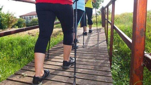 Nordic Walking für Frauen