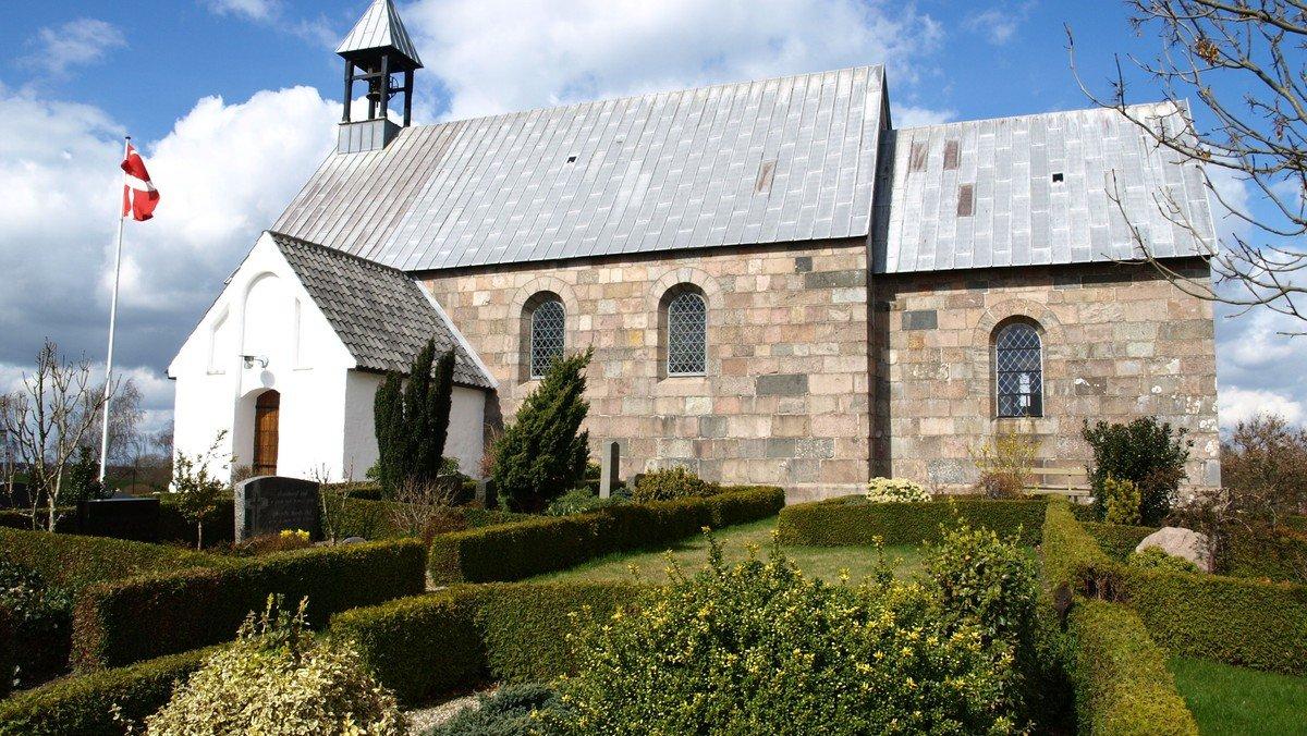 Højmesse i Kvorning Kirke