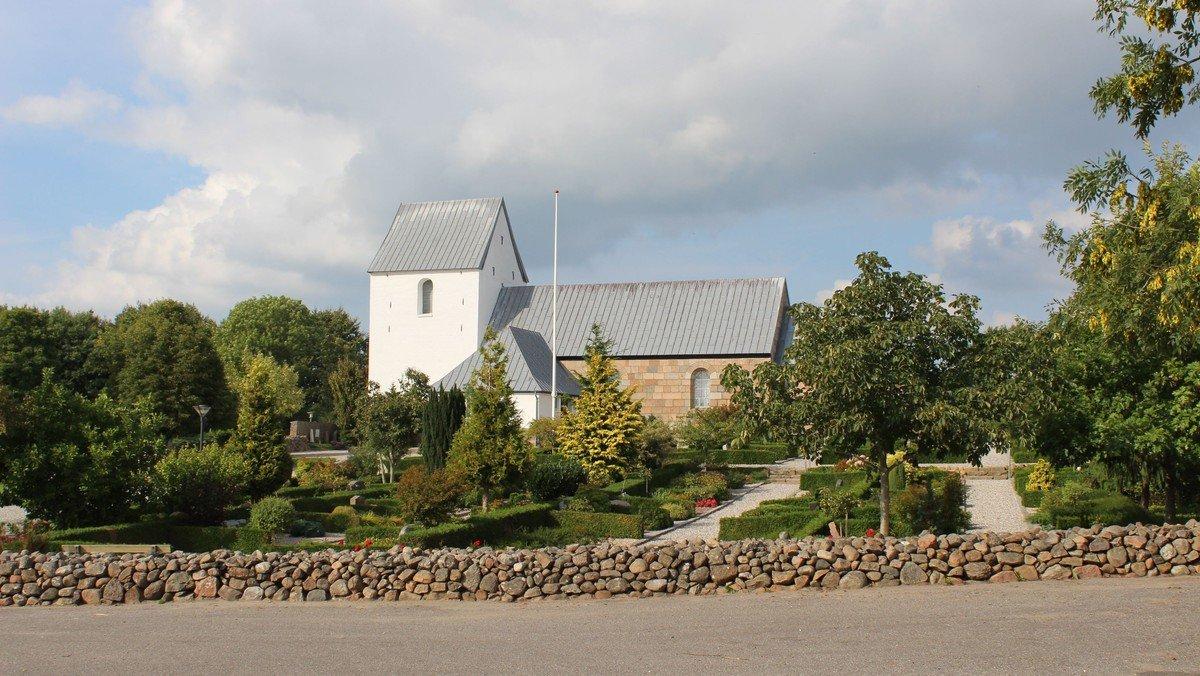 Højmesse i Hammershøj Kirke