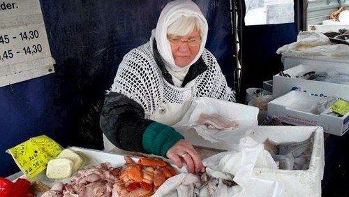 3,2,1-Café - Foredrag ved Doris Marx den sidste fiskerkone