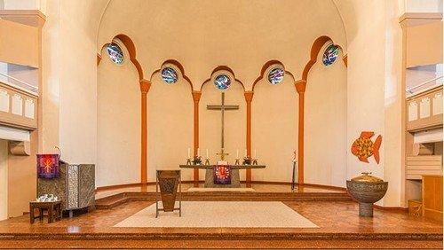 Alt-Tegel: Gottesdienst