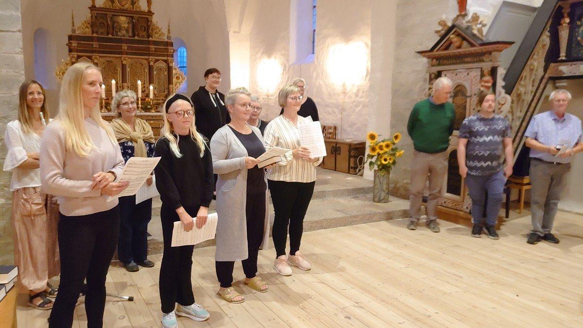 Familiekor Kom og syng med i kirkens familiekor