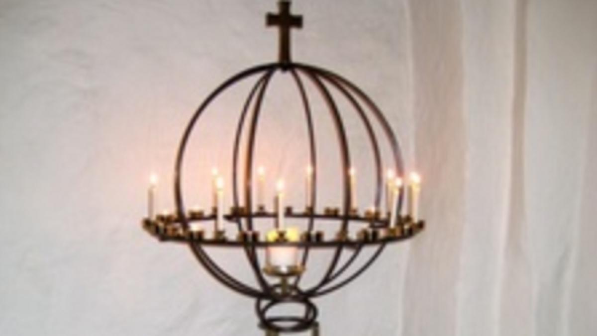 Aftenmeditation Burkal Kirke