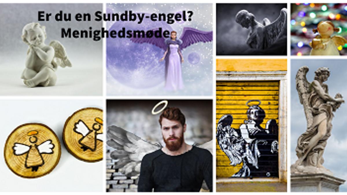 Er du en Sundby-engel - Menighedsmøde i kfumhuset