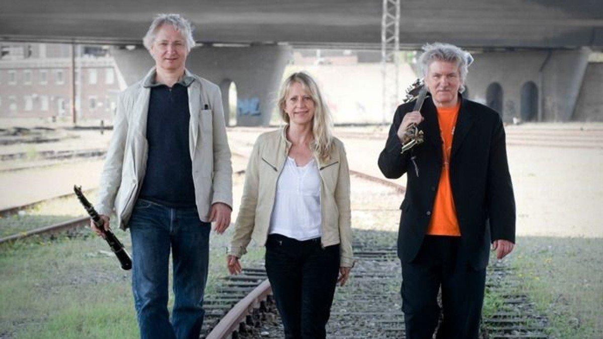 Efterårs-KONCERT: Dørge/Becker/Carlsen-Trio, Glostrup Kirke