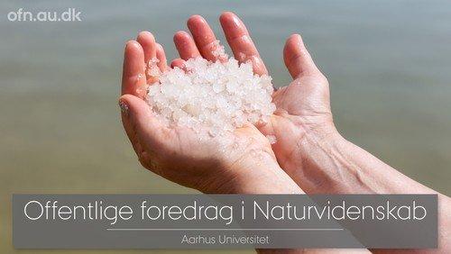 Livestream fra Aarhus Universitet - Vores cellers saltbalance