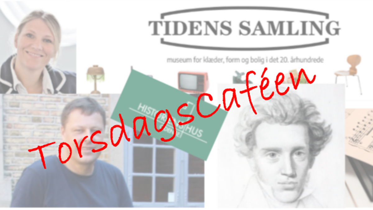 "TorsdagsCaféen - ""Kierkegaard for begyndere"""