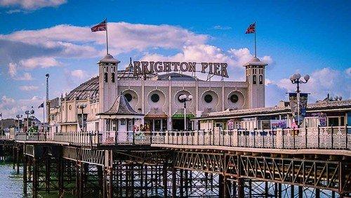 Heldagstur til Brighton