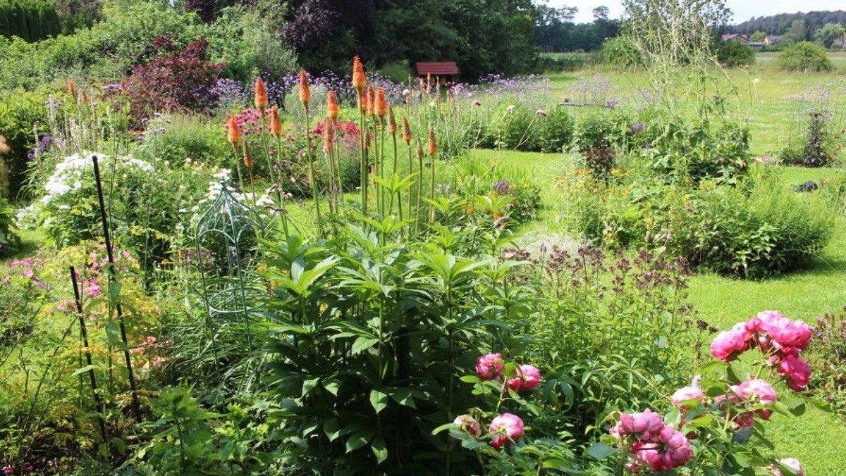 Sprengel-Garten-Gottesdienst zum Tag der offenen Gärten in Criewen