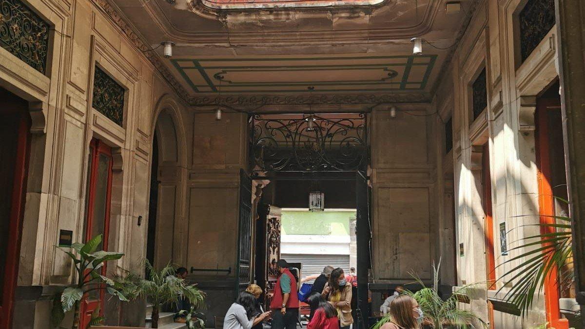 hybrid Gottesdienst in Puebla