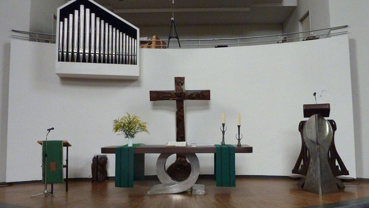 Familiengottesdienst Nach Oben Offen