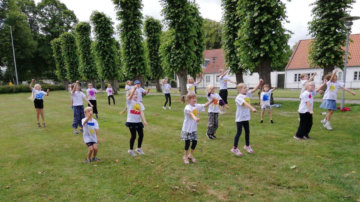 Sommerkirke for børn i Skt. Nikolai