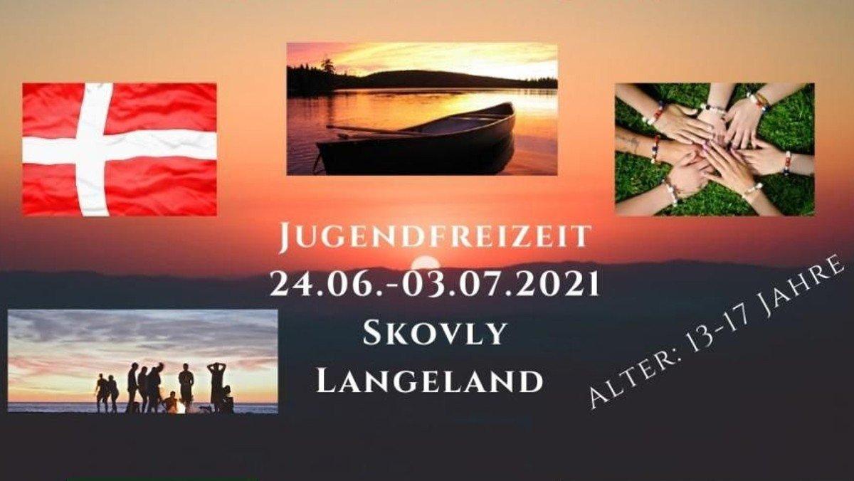 Jugendfreizeit Dänemark für Jugendliche von 13-17 Jahren