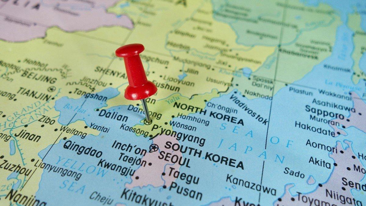 Foredrag i Sognehuset i Voldby ved Anja Juhl Jensen: På rejse i Nord- og Sydkorea