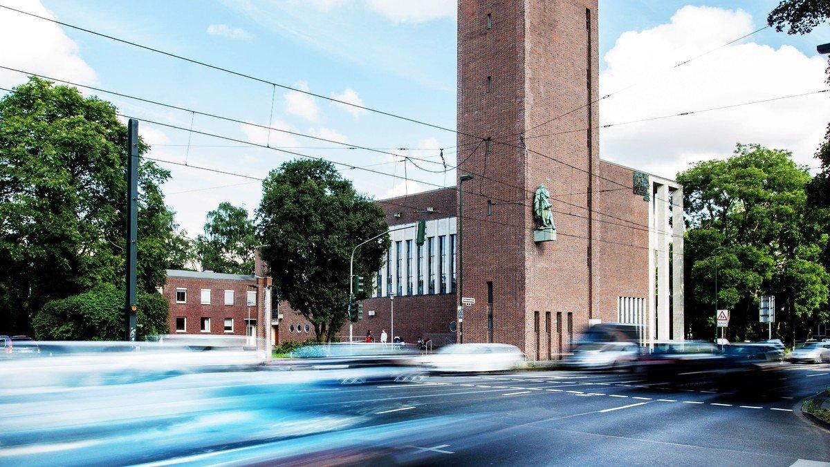 Gottesdienst Matthäikirche am 16. Sonntag nach Trinitatis