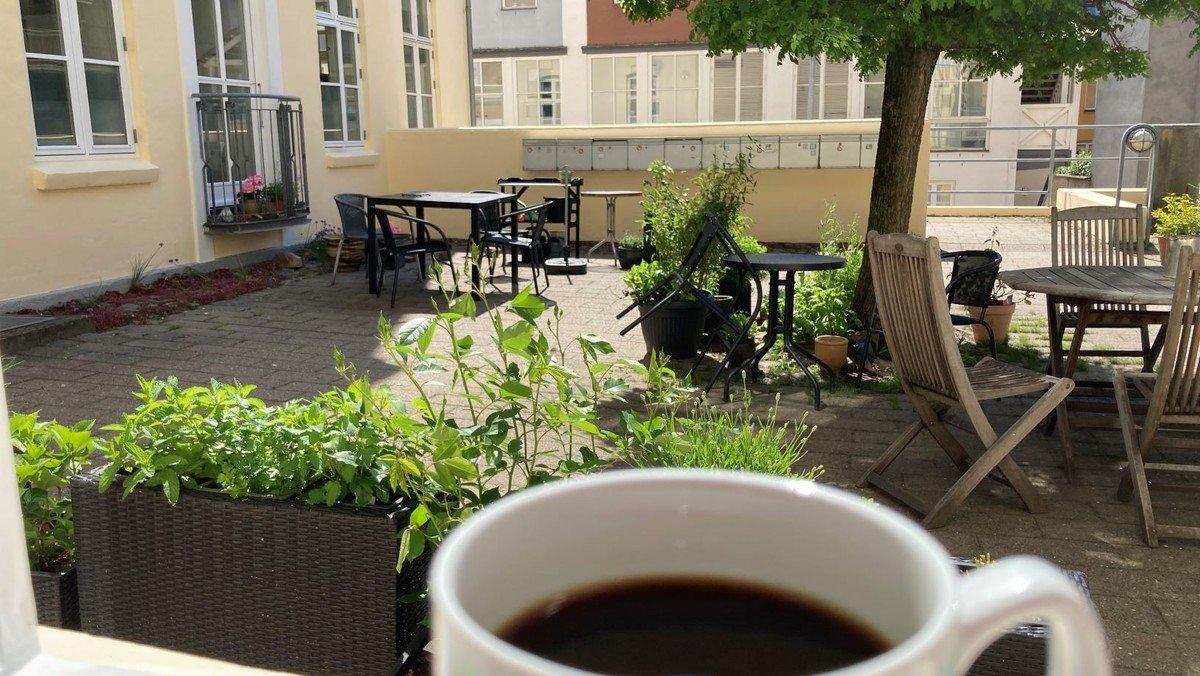 Sommerkaffe